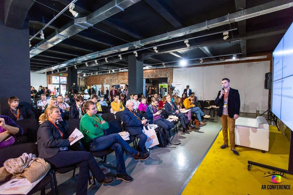 AR VR Konferenz in Moskau