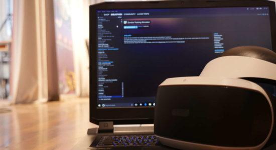 PC Spiele mit PSVR
