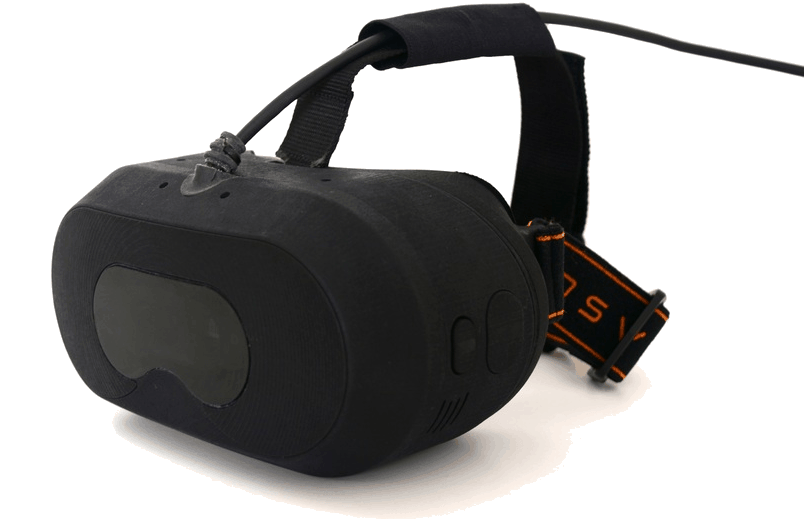 Goggles for Public VR