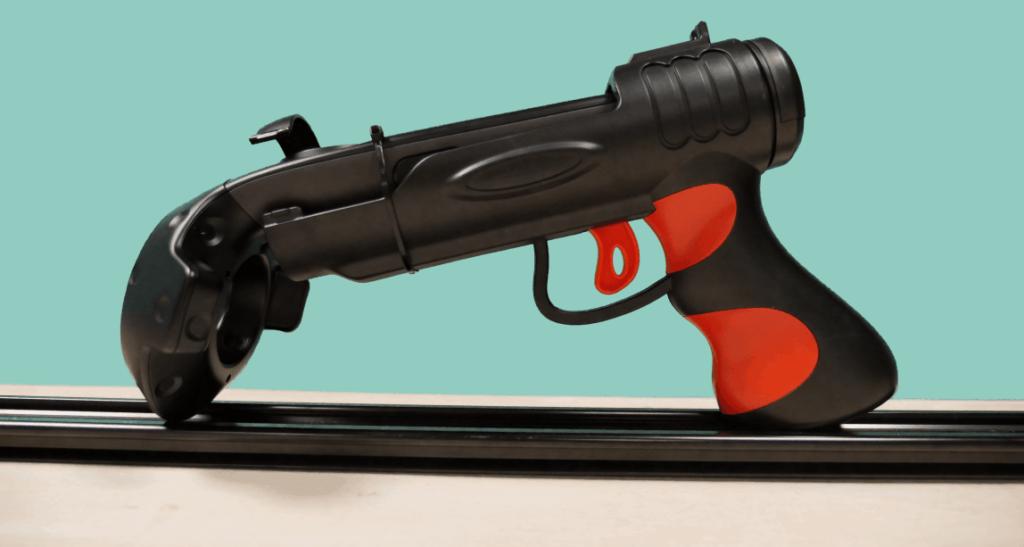 Gun Controller für die HTC Vive