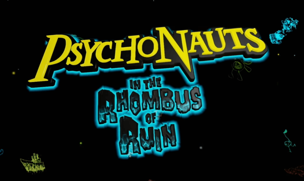 Psychonauts In The Rhombus Of Ruin für PSVR erschienen