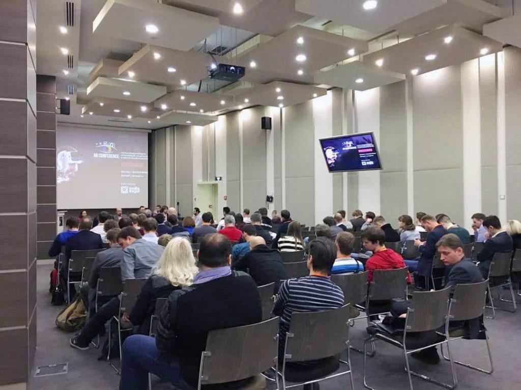 AR Konferenz in Moskau
