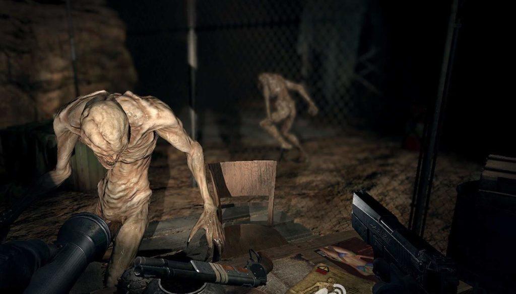 Playstation Vr Horror Shooter Kill X Fur Psvr Vr Nerds