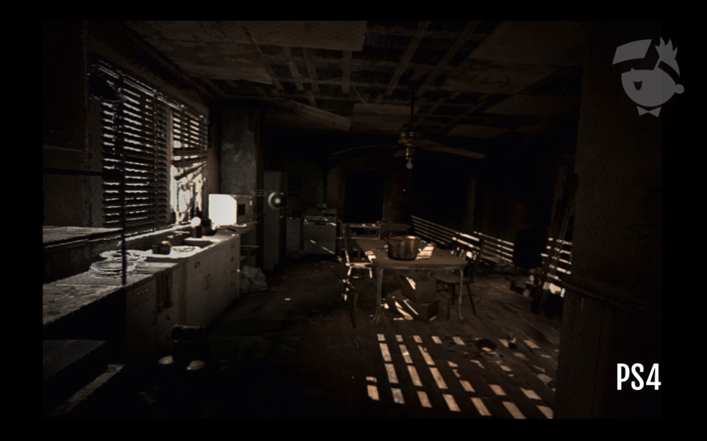 RE7 PS4