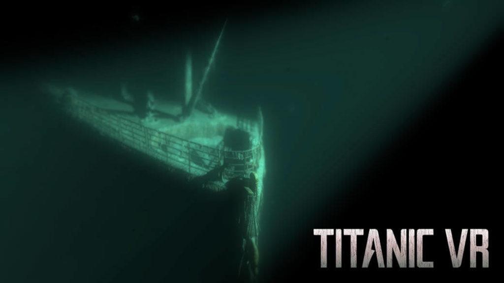 Titanic VR PSVR
