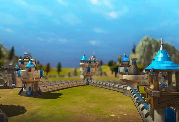 Siegecraft Commander für PSVR