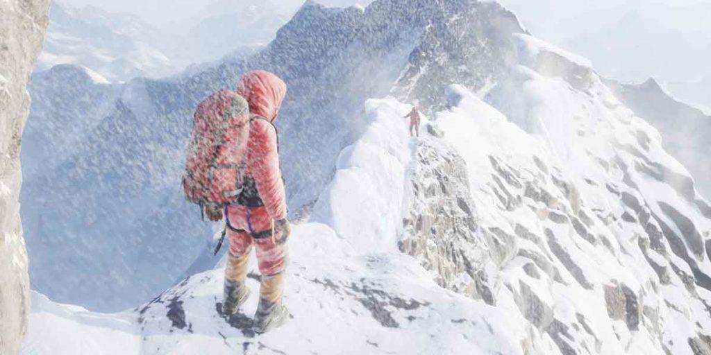 Bergsteigen mit Oculus Rift und HTC Vive