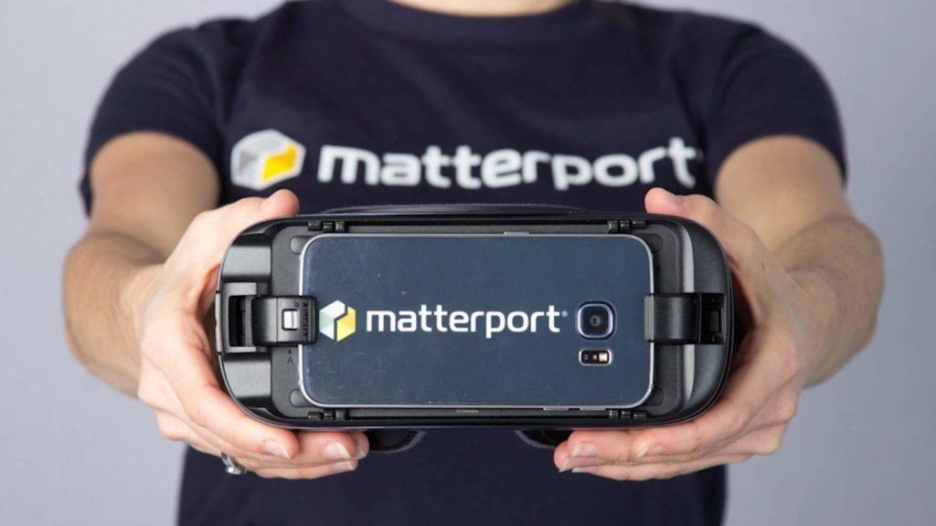 Matterport Virtual Reality Logo