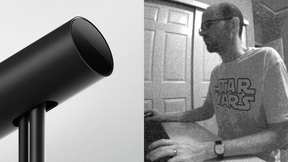 Die Oculus Sensoren sind hackbare Webcams