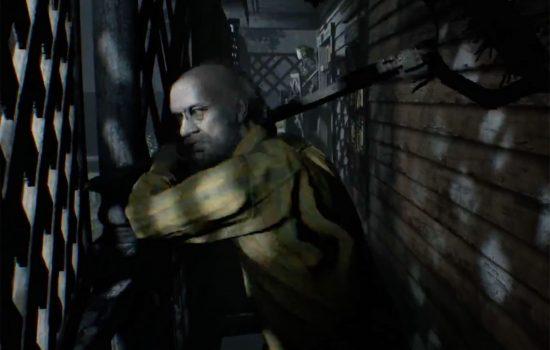 Resident Evil 7 PSVR