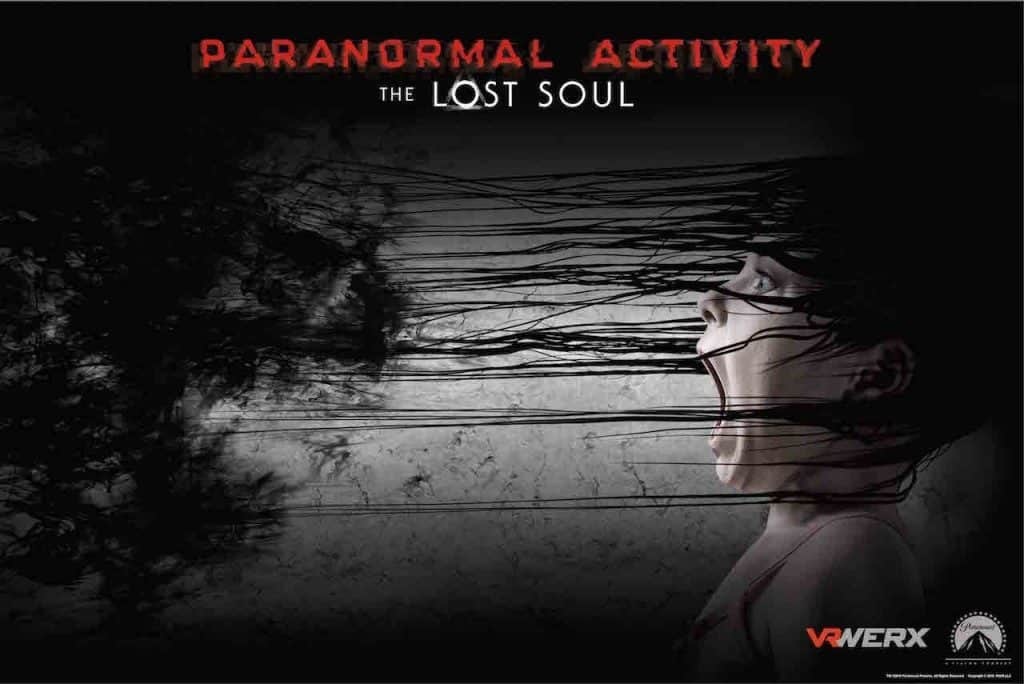 Paranormal Activity: The Lost Souls