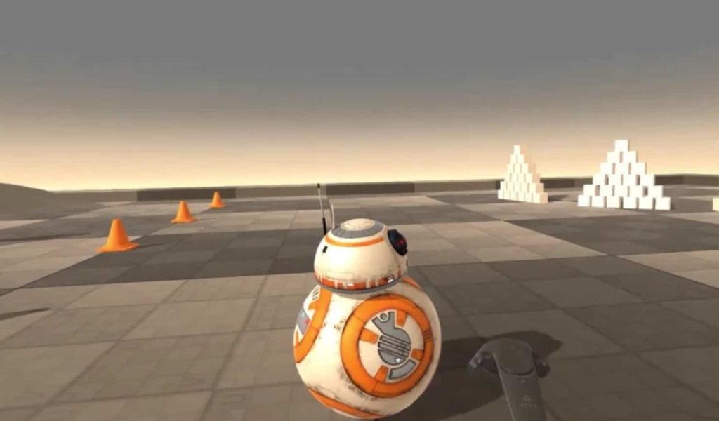 Star Wars Simulation VR