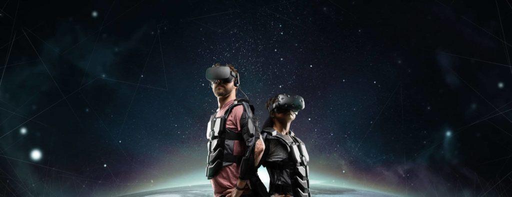 virtual reality anzug