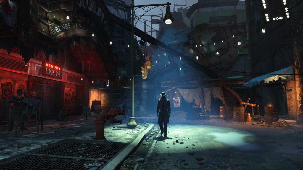 Fallout 4 VR: Mehrere Optionen für die Fortbewegung geplant