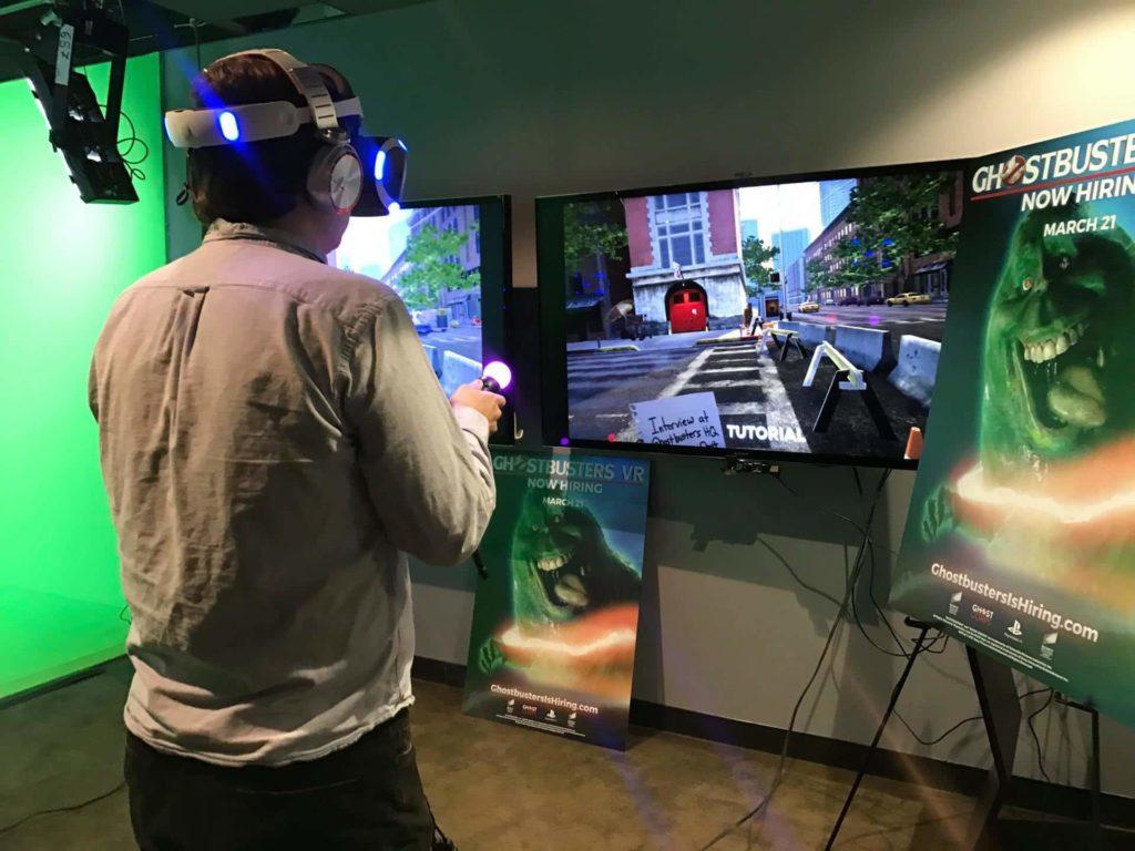 Ghostbuster VR