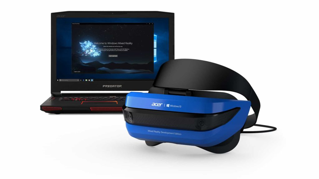 Mixed Reality Brille von Acer