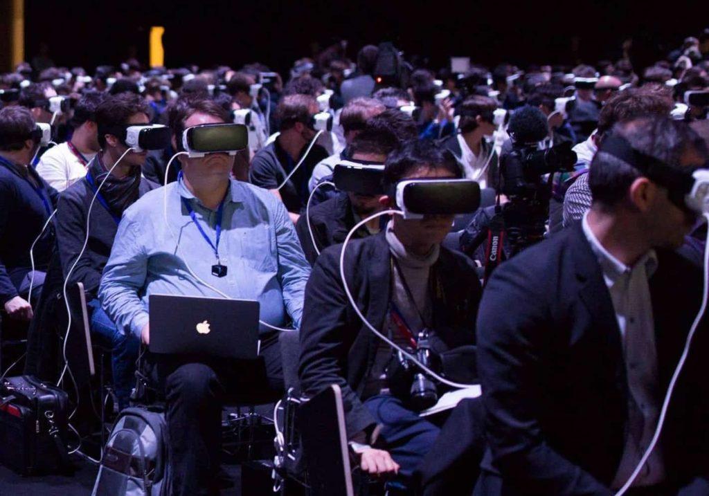 Viele Samsung Gear VR