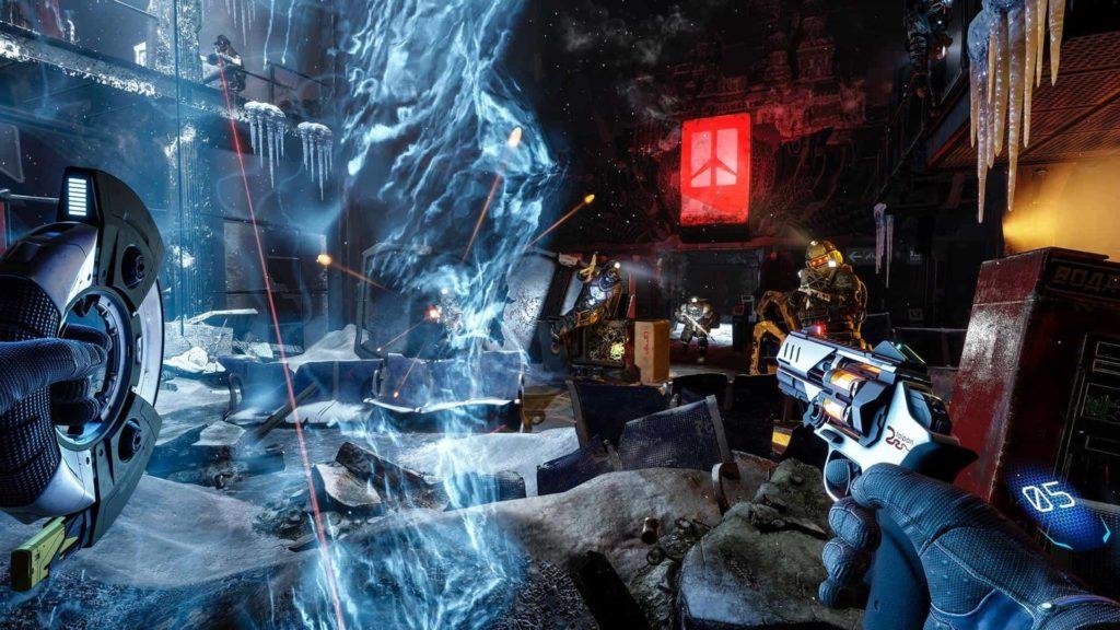 VR-Shooter-Arctica1 Scene