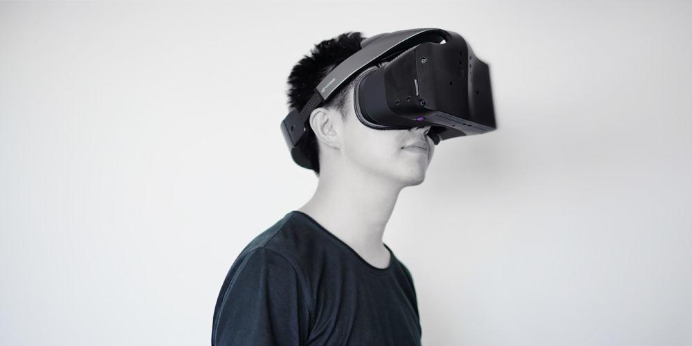 Standalone VR Headset von Intel; Open Source