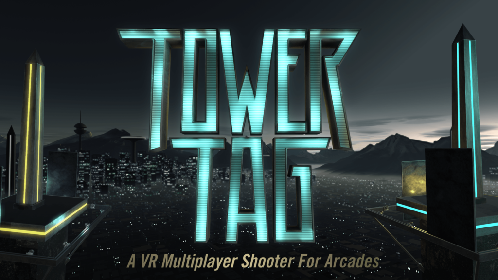 Tower Tag Multiplayer PVP Arcade Virtual Reality Game