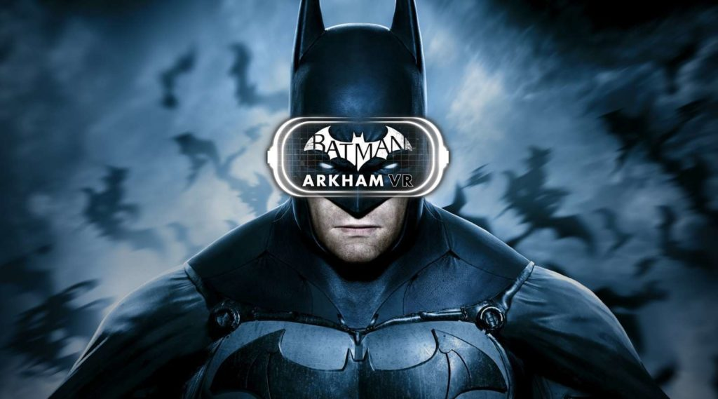 Batman: Arkham VR erscheint am 25. April