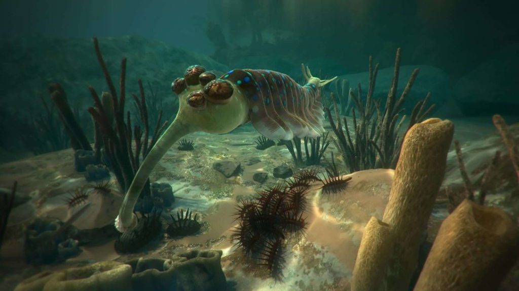 David Attenborough's First Life Trailer für PSVR veröffentlicht