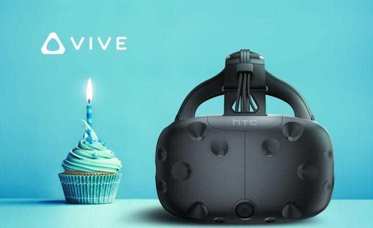 HTC Vive mit Rabatten