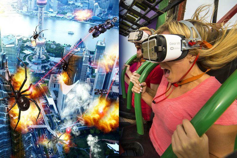 Six-Flags-Drop-of-Doom-VR