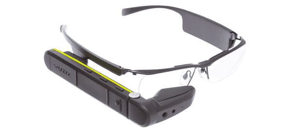 Augmented Reality Brille
