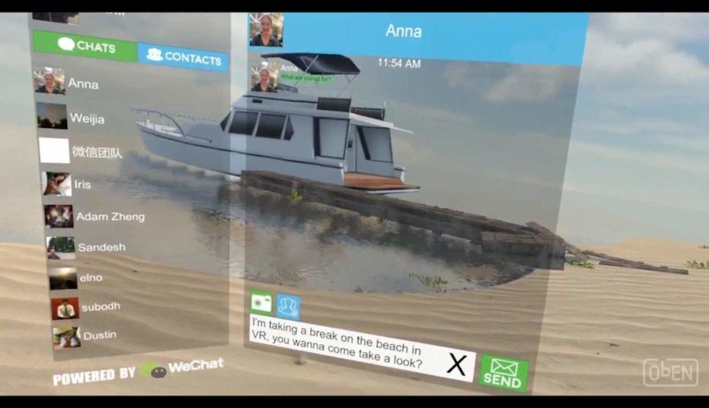 WeChat-Vive-VR