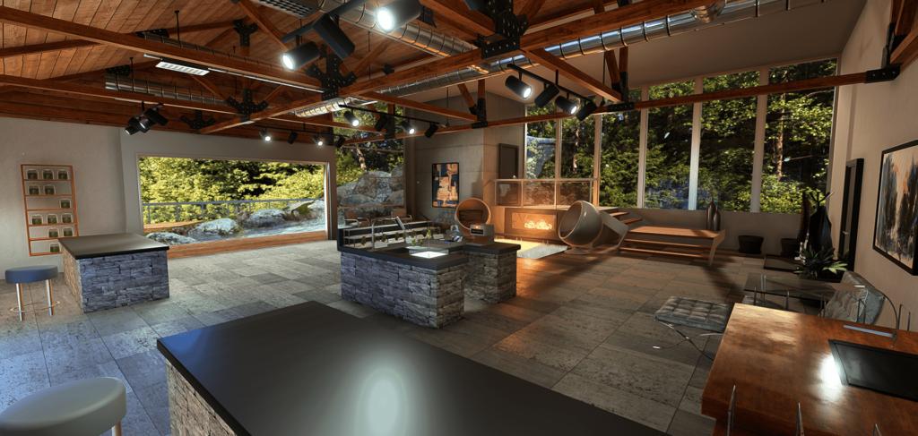 Weed VR Verkaufsraum 2
