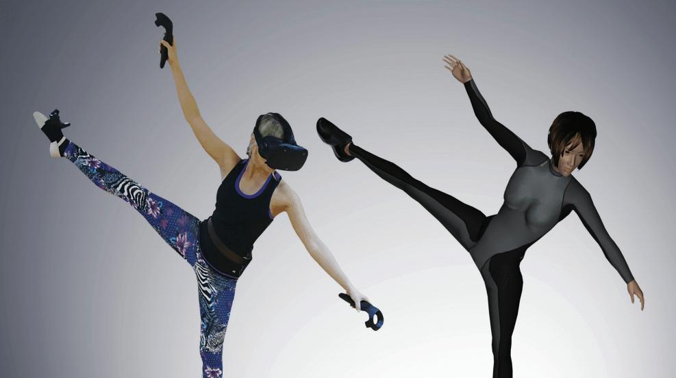 Virtual Reality MoCap