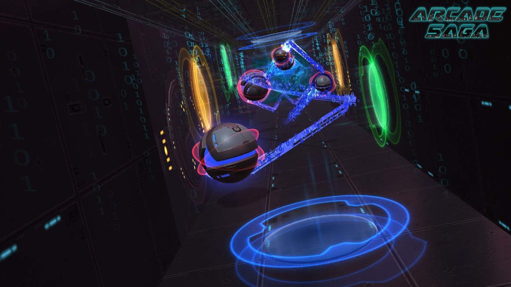 HTC will Arcade Saga für PSVR