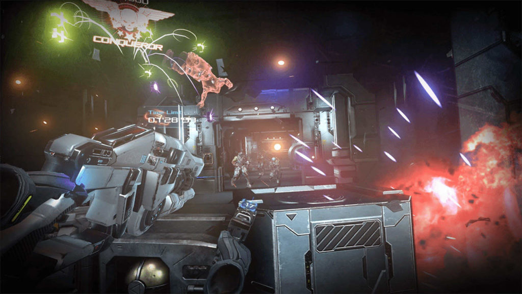 Mortal Blitz für PSVR ab 1. Juni