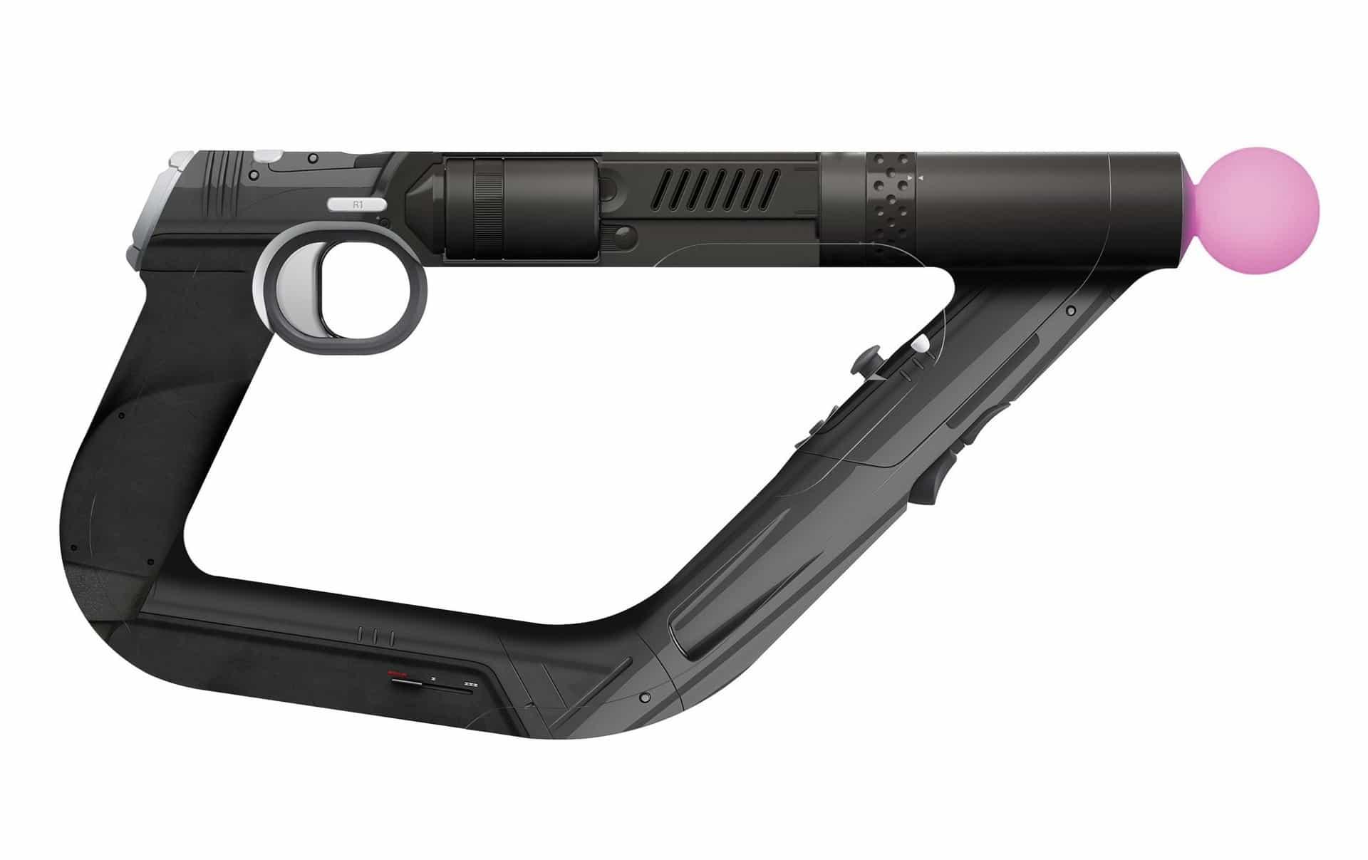 PlayStation VR: Skins für den Aim Controller angekündigt ...