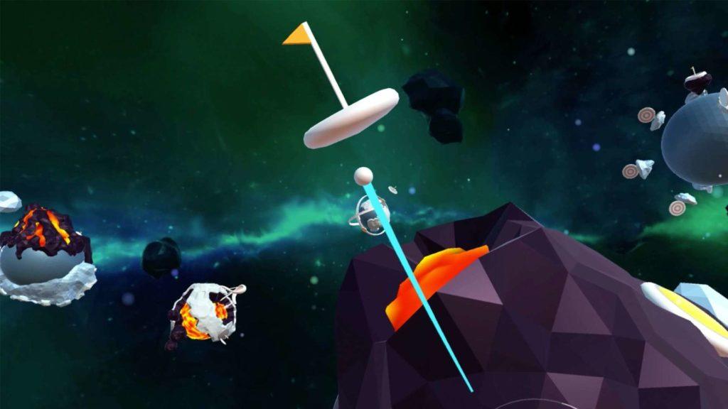 Moonshot Galaxy für PSVR