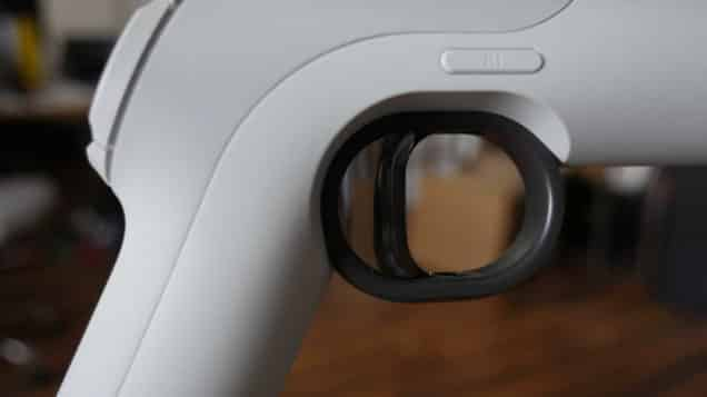 PlayStation VR Aim Controller Trigger