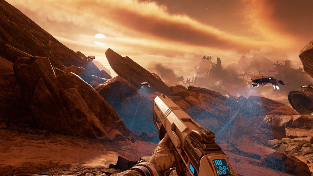 Farpoint Screenshot neue PlayStation Move Controller
