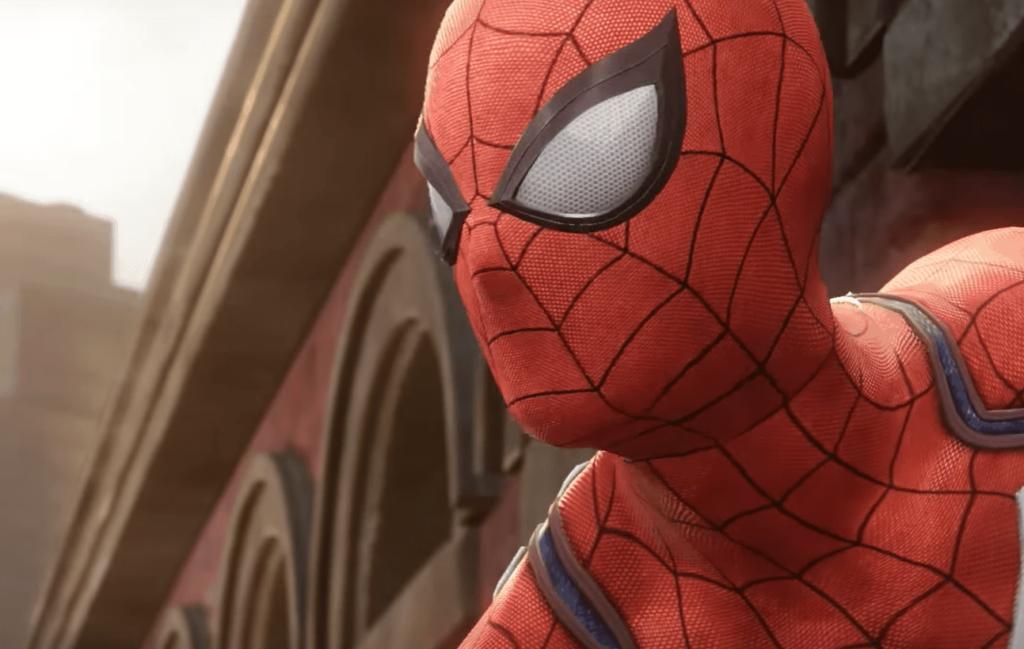 Spider-Man für PSVR