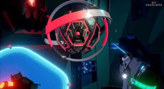 VR Invaders für PSVR im Test