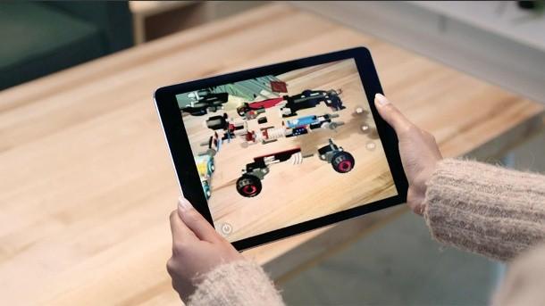Apple-ARKit-AR-Augmented Reality