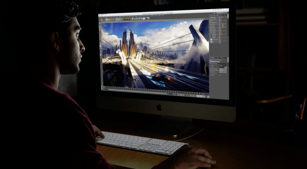 Apple iMac VR