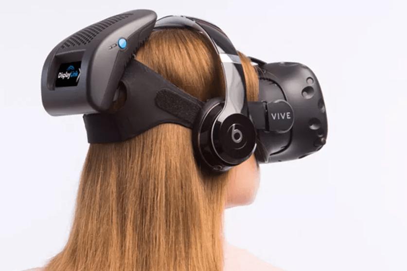 Kabelloses VR von Intel und HTC