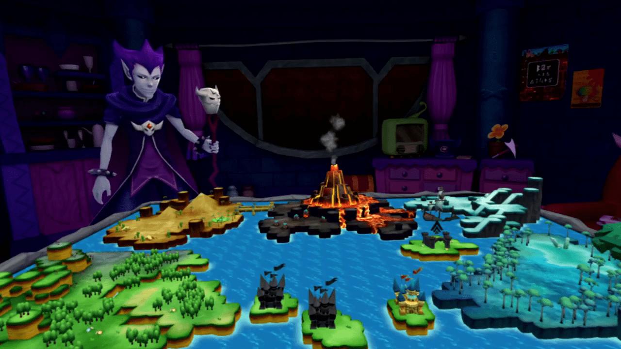 No Heroes Allowed! VR für PSVR