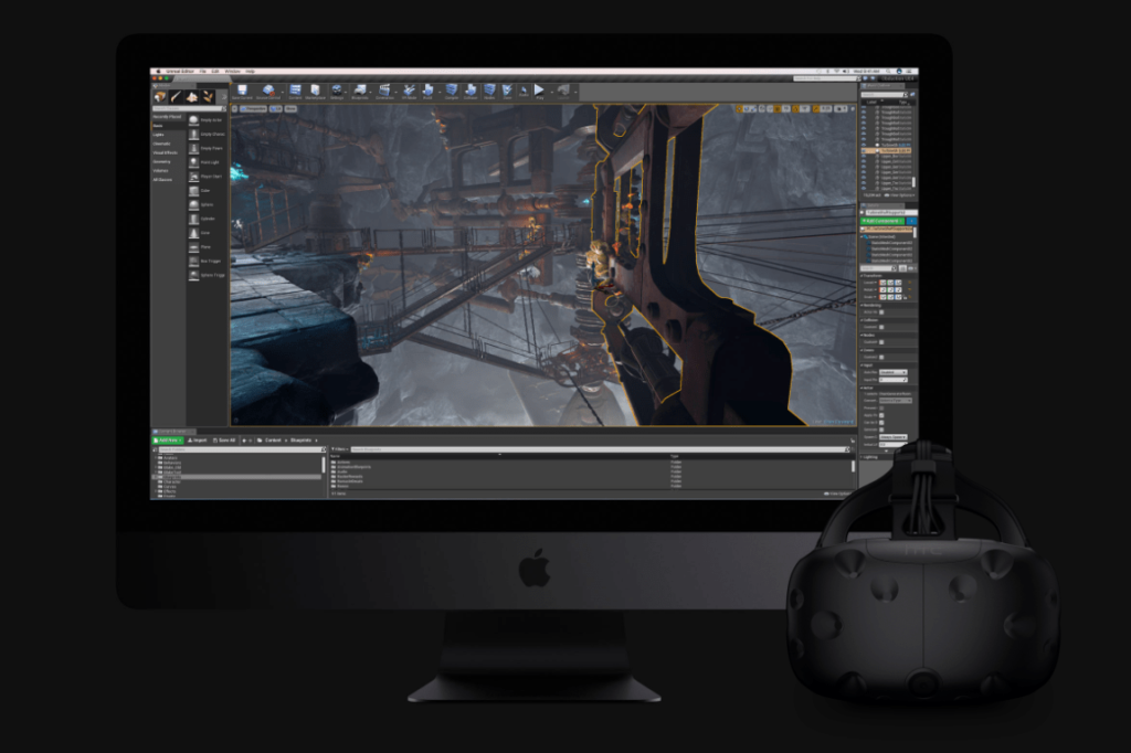 iMac Pro für Virtual Reality