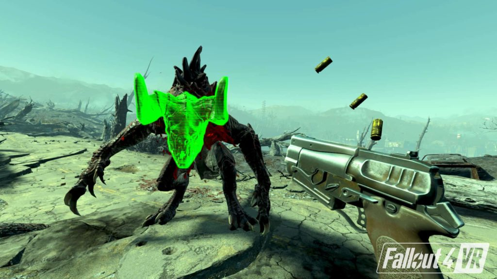 Fallout 4 VR beinhaltet keinen DLC