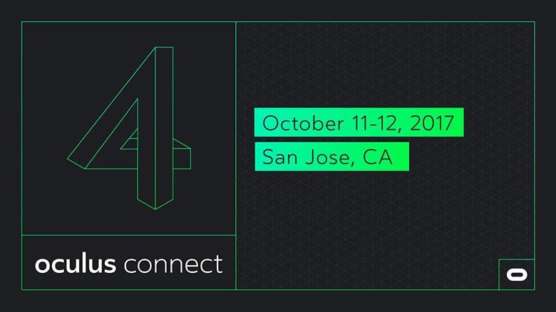Oculus Connect 4