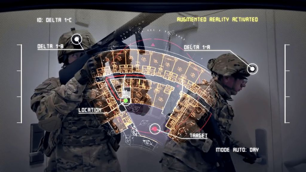 Tactical Augmented Reality