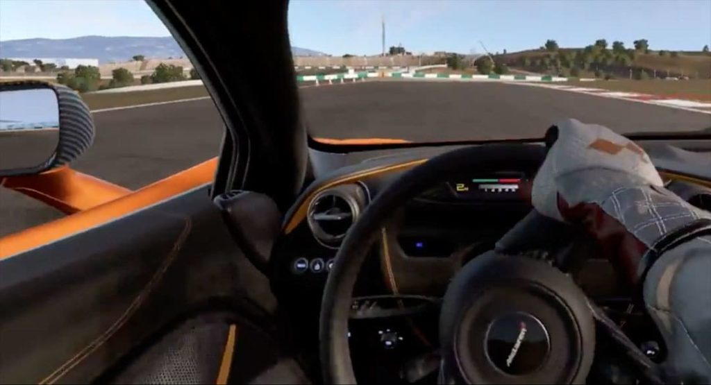 Project Cars 2 in VR