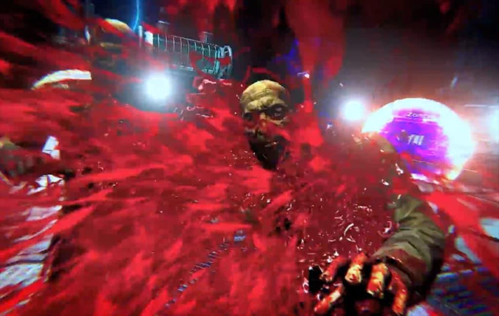 Dead Effect 2 VR Zombie